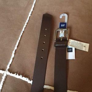 Gap men's beautiful leather belt
